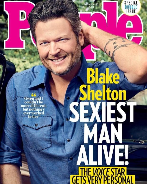 Blake Shelton (Foto: Reprodução/People)