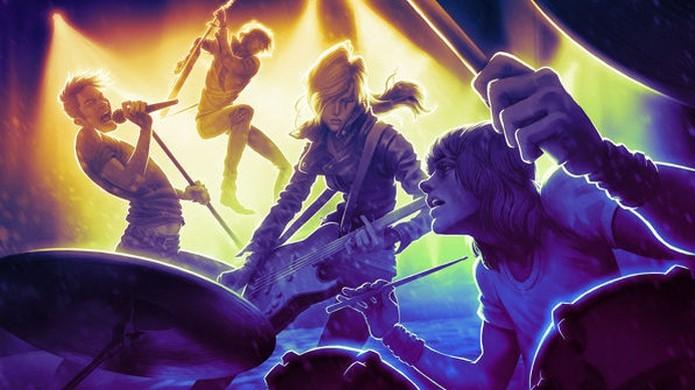 Rock Band 4: game tem suas primeiras músicas anunciadas (Foto: Divulgação) (Foto: Rock Band 4: game tem suas primeiras músicas anunciadas (Foto: Divulgação))