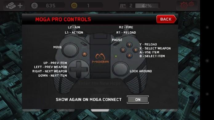 Wamo Pro 2 sendo reconhecido como MOGA PRO (Foto: Reprodução / Dario Coutinho)
