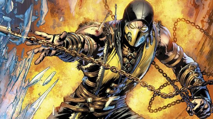 História em quadrinhos de Mortal Kombat X conta eventos anteriores ao jogo (Foto: IGN)