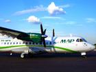 MAP Linhas Aéreas fecha acordo para operar voos em 2016 no MA