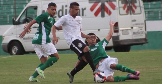 TR Guarani x União Barbarense - Série A2 (Foto: Luis Cardoso / Guarani Press)