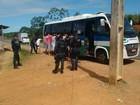 Barreira policial acha casal com drogas (Gati/Divulgação)