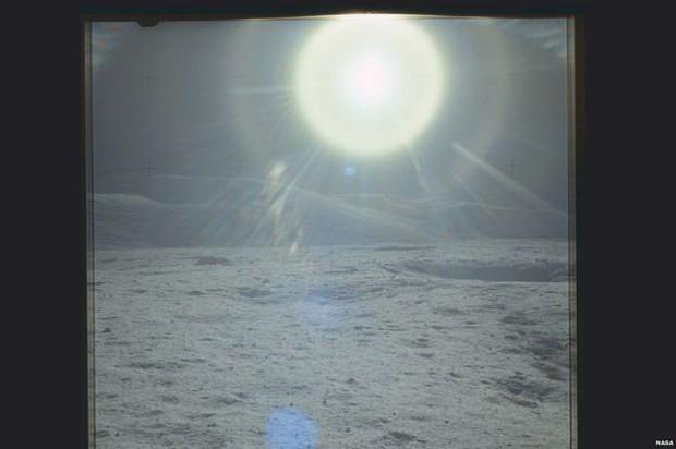 A Apollo 17 foi a última missão tripulada para a Lua  (Foto: Nasa/Project Apollo Archive)