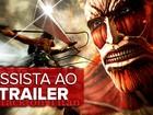 'Attack on Titan', game baseado no anime, sai em agosto nos EUA