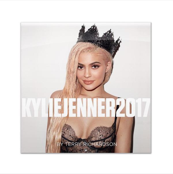 O ensaio ousado de Kylie Jenner (Foto: Instagram)