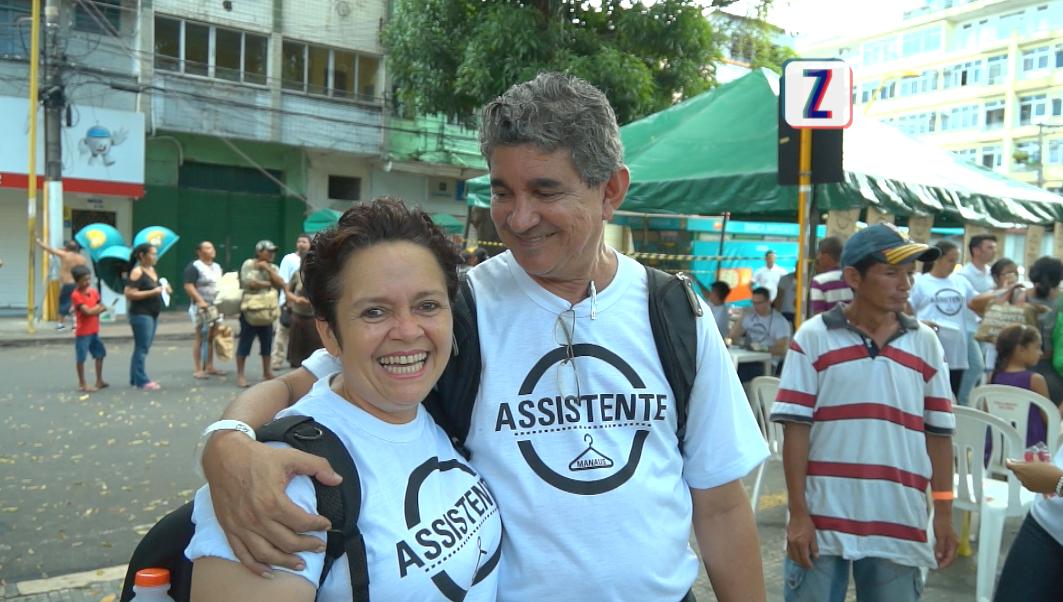 José Ilton fala com emoção do projeto The Street Store (Foto: Zappeando)