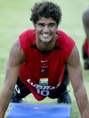 Bruno treino Resende arquivo (Foto: Hipólito Pereira / O Globo)