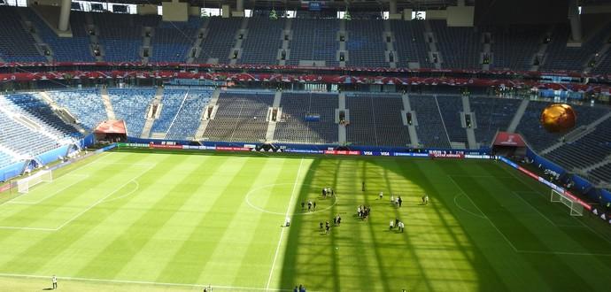Arena Zenit (Foto: Thiago Dias)