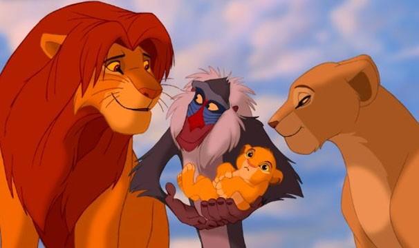 Simba deve se tornar rei, após a morte de seu pai (Foto: Divulgação / Reprodução)