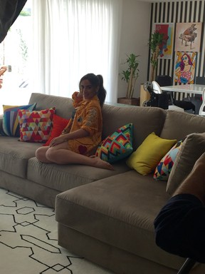 Casa de Anitta (Foto: Ari Kaye / Divulgação)