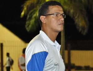 Cleibson Ferreira, técnico do Corintians-RN (Foto: Arquivo Pessoal/Cedida)