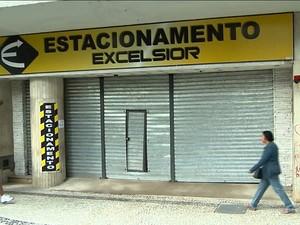 Cine Excelsior Juiz de Fora (Foto: Reprodução/ TV Integração)