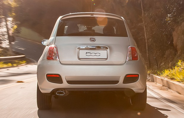 Fiat 500 Multiair (Foto: Fiat)