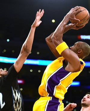 basquete Lakers Kobe Bryant (Foto: Getty Images)