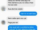 Menina assaltada por 'amigo' de rede social diz ter sido ameaçada por ele