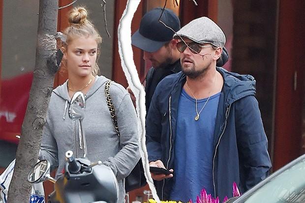 Leonardo DiCaprio e Nina Agdal (Foto: AKM/GSI)
