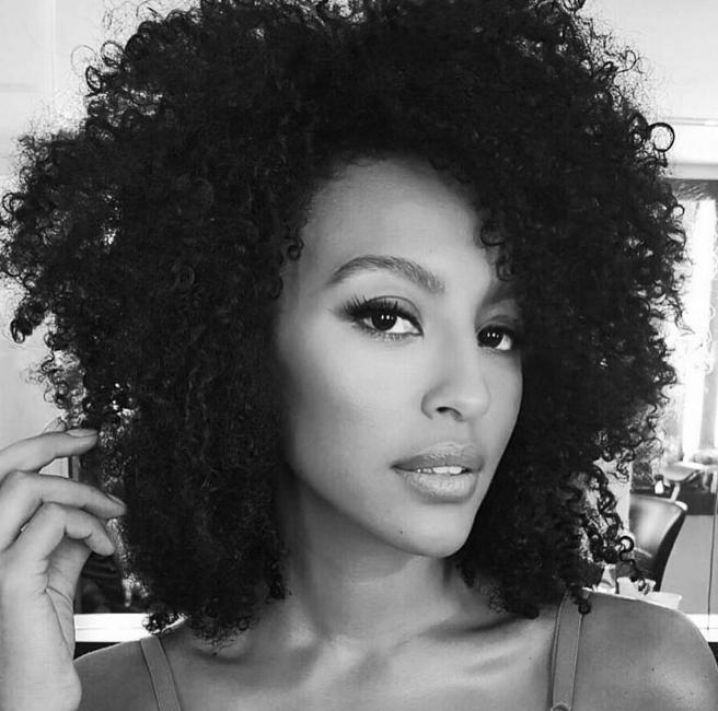 Cortes para cabelos cacheados (Foto: Reprodução Instagram)