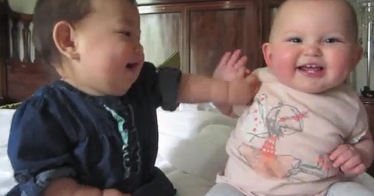 Lista reúne vídeos de bebês que se tornaram sensação na web