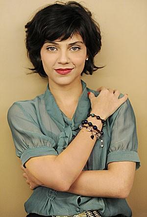 Letícia Persiles acredita que atriz e personagem se misturam (Foto: Amor Eterno Amor/TV Globo)
