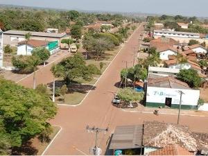 Ponte Branca tem apenas 1.648 habitantes, segundo o IBGE. (Foto: Prefeitura de Ponte Branca / Divulgação)