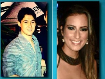 Polícia Civil divulgou as causas das mortes de André e Gabriela (Foto: Reprodução RPC  Noroeste)