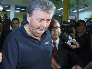 Raymond Whelan (GloboNews)  (Foto: Reprodução GloboNews)