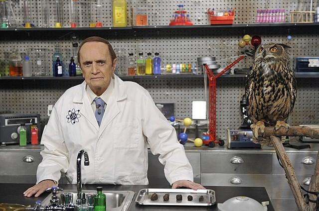 Bob Newhart em 'The Big Bang Theory' (Foto: Reprodução)