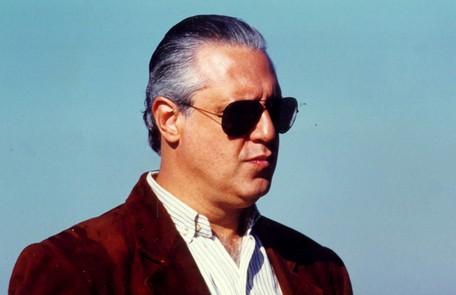 Fazendeiro, dono de um grande rebanho, Bruno Mezenga foi o protagonista de 'O rei do gado' Divulgação/TV Globo