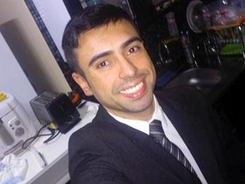 Danilo Romero está desaparecido desde o dia 8 de janeiro (Foto: Arquivo pessoal)