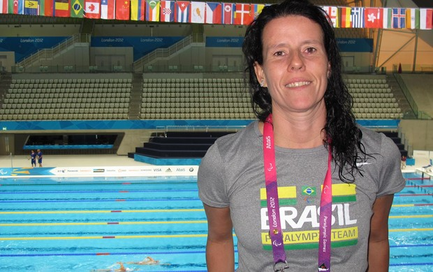 paralimp&#237;ada Susana Schnarndorf  (Foto: Cah&#234; Mota / Globoesporte.com)