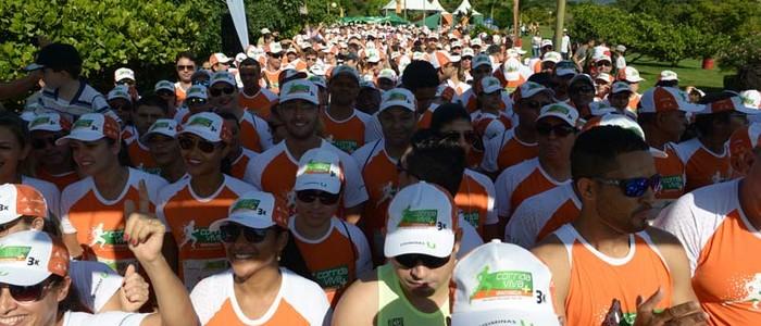 Evento engloba a grade comemoração do aniversário da cidade de Ipatinga  (Foto: Assessoria Prefeitura de Ipatinga)
