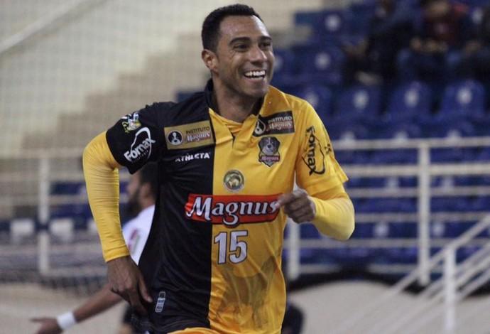 Lé Paraíso x Sorocaba Liga Nacional de Futsal (Foto: Guilherme Mansueto/Divulgação)