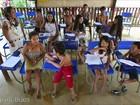 Fotógrafos se reúnem para registrar salas de aula pelo mundo