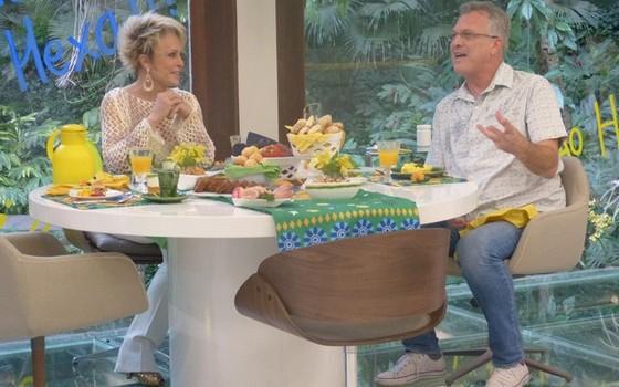 Ana Maria Braga e Pedro Bial apresentam jantar da Fundação Alcides e Rosaura Diniz, dia 7 (Foto: G. Show)