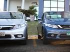 Primeiras impressões: Honda Civic LXR 2015