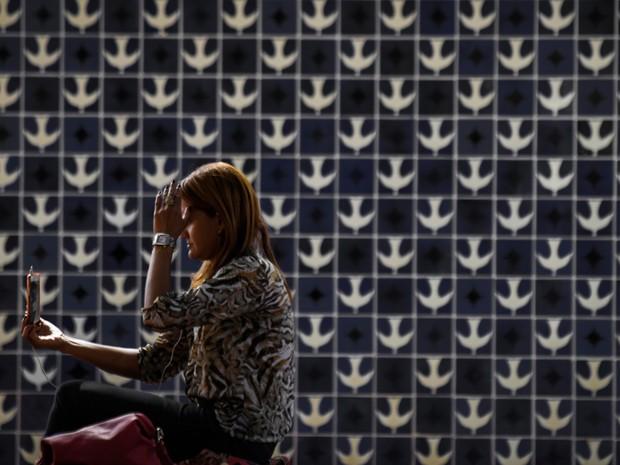 Foto que está em mostra que celebra o mês da fotografia, em exposição no Conjunto Nacional, em Brasília (Foto: Cristiano Costa/Divulgação)