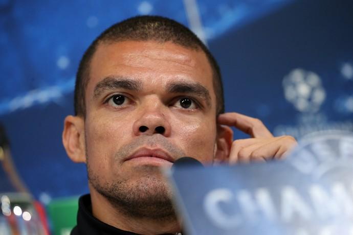 Pepe Real Madrid (Foto: AFP)
