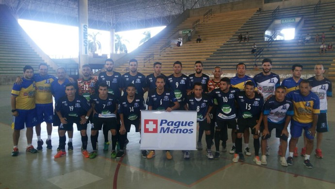 Grêmio Recreativo, futsal (Foto: Divulgação)