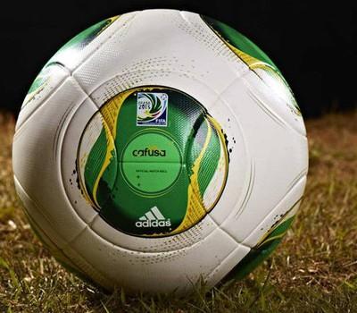 Cafusa, a bola oficial da Copa das Confederações (Foto: Divulgação Adidas)