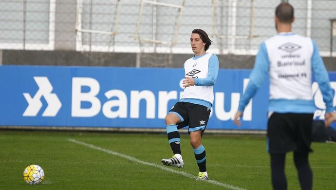 Pedro Geromel Grêmio (Foto: Lucas Uebel/Grêmio)