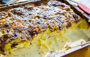 Batata gratinada: receita da Carolina Ferraz