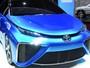 Toyota batiza carro a hidrogênio; Honda diz que terá rival em 2016