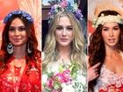 Veja vídeo e aprenda a fazer uma coroa com flores, hit entre famosas