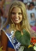 Luana Baggio, Garota Verão 2007 (Foto: Zero Hora)
