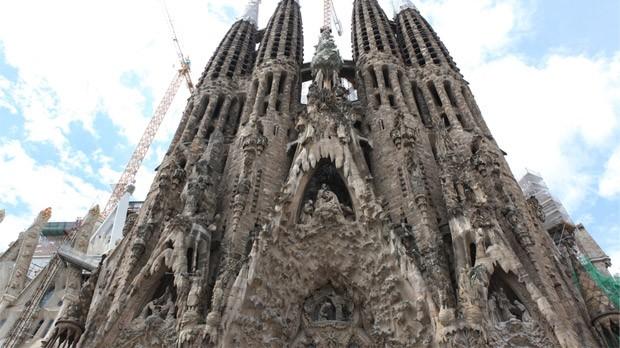 La Sagrada Famlia (Foto: Divulgao)