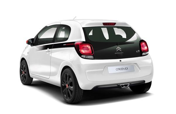 Citroën C1 Furio (Foto: Divulgação)