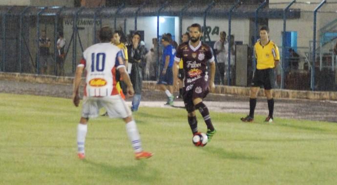 sertãozinho x  penapolense (Foto: Vinicius Alves / Sertãozinho FC)
