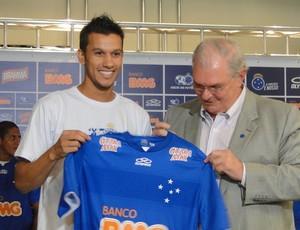 Cruzeiro 7 (Foto: Maurício Paulucci / Globoesporte.com)