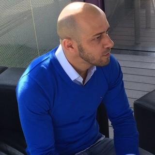 Alessandro gerente futebol Corinthians (Foto: Marcelo Braga)
